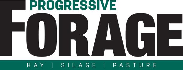 Progressive Forage Logo