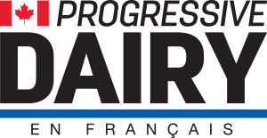 Progressive Dairyman French logo